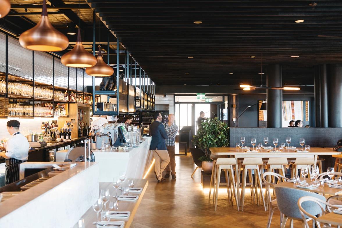 2kw Bar Restaurant Adelaide Dining